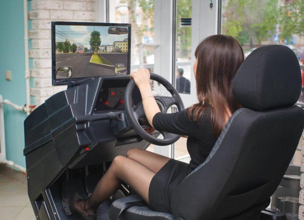 обучение вождению на акпп